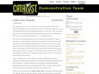 Catalyst Game Labs - Classic Battletech / Shadowrun Demo Teams