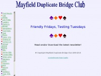 mayfieldbridge.co.uk