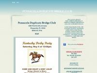 pensacolabridgeclub.com