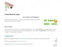 homepinballrepair.com