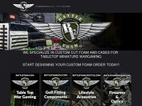 battlefoam.com