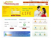 anytimematrimony.com
