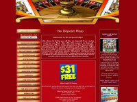 No Deposit Mojo! No deposit Casinos from RTG, Microgaming, Rival Casinos and more!