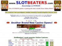 SlotBeaters.com - Best online slots, hints & tips, guides, slot