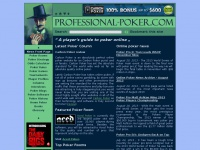 professional-poker.com