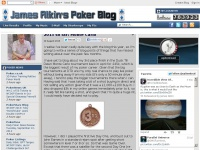 James Atkin's Poker Blog