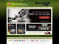 Play Poker Online at MansionPoker.com - Online Poker!