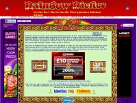 Rainbow Riches Slots  |  Play Online and Claim Over £1000 Free!