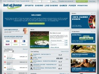 bet-at-home.com - Online Sports Betting, Casino, Games, Poker