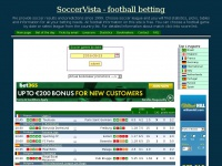 Soccervista Similar Sites - Find 49 Websites like Soccervista com