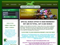 HorsePlayersBet - Secure Online Horse Race Wagering