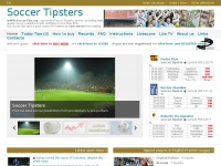 Soccer tips from best tipsters, football predictions