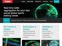 TXODDS - odds comparison, xml odds feeds, live odds changes