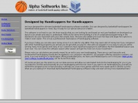 basketballhandicappingsoftware.com