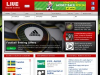 Live Football Results - Latest Football Scores