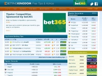 Betting Kingdom | Free Betting Tips | Online Bookmakers Guide