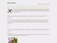 April Vollmer — mokuhanga woodblock prints by April Vollmer