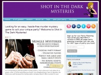 shotinthedarkmysteries.com