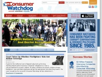 consumerwatchdog.org Thumbnail
