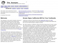 Theassayer.org