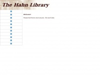 hahnlibrary.net