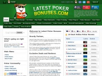 latestpokerbonuses.com