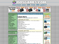 Free games: Download over 600 DOS games. Shareware and freeware, reviews, help getting games working!