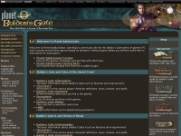 Planet BaldursGate - News, Screenshots, Previews, Reviews, Guides