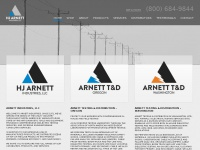 arnettindustries.com