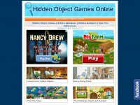 Hiddenmania.com - Hiddenmania - Free Online Hidden Object Games without Download