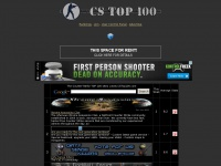 The Counter-Strike TOP 100 Sites - Rankings - All Sites