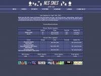 nes-snes-sprites.com