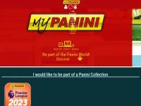 Mypanini.com - Welcome | MyPaniniTM