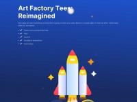 artfactorytees.com