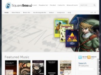 squaresound.com Thumbnail