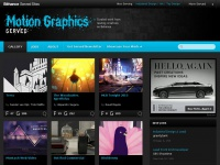 Motion Graphics Served :: Gallery