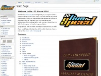 Main Page - LFS Manual