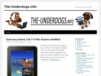 The-underdogs.info