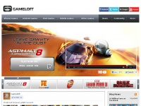 Gameloft.co.uk - Top Mobile Games for iPhone, iPad, Android, Java & more | Gameloft