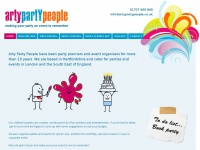 Artypartypeople.org