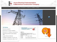 arunaelectrical.com