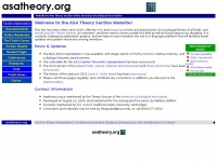 asatheory.org