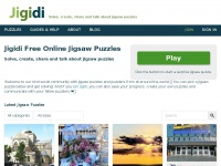 Jigidi.com - Free Online Jigsaw Puzzles