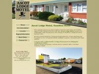 Ascotlodgemotel.co.nz