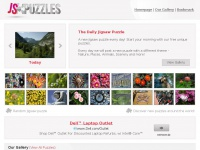 JSPuzzles - Online Jigsaw Puzzles