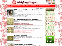 MahJong Dragon - Play Mahjong Solitaire for Free