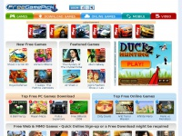 Freegamepick.com - Free Games Download - Full Version PC Games and Games Online
