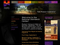 Welcome Home :: National Steinbeck Center