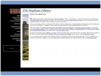 anglicanlibrary.org Thumbnail