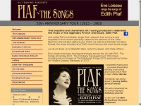 piaf-the-songs.co.uk